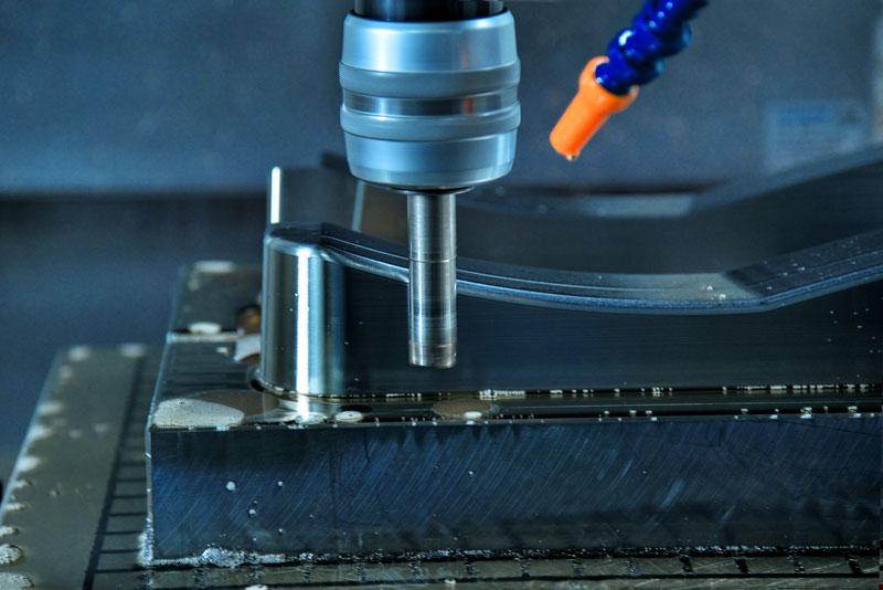 CNC Machining With Fine Surface Finish
