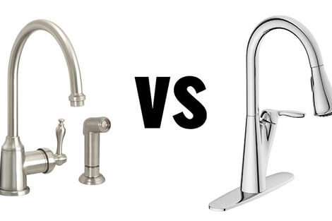 Chrome vs stainless steel